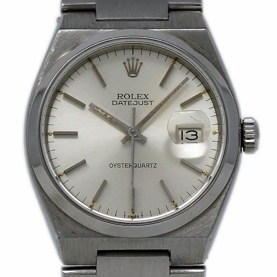 Rolex Datejust Oysterquartz All Prices For Rolex Datejust