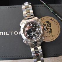Hamilton Staal 46mm Automatisch H78515333 tweedehands