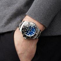 Rolex Sea-Dweller Deepsea Staal 42mm Blauw Nederland, Amsterdam