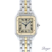 Cartier Panthere GM  Gold/Steel