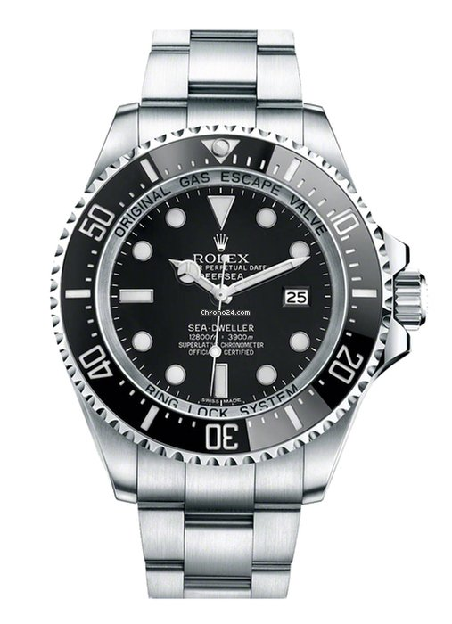 847a23516c184 Rolex Sea-Dweller - all prices for Rolex Sea-Dweller watches on Chrono24