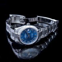 Rolex Steel Automatic Blue 41mm new Datejust