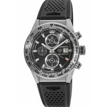 TAG Heuer CAR208Z.FT6046 Titanium 2019 Carrera Calibre HEUER 01 43mm new