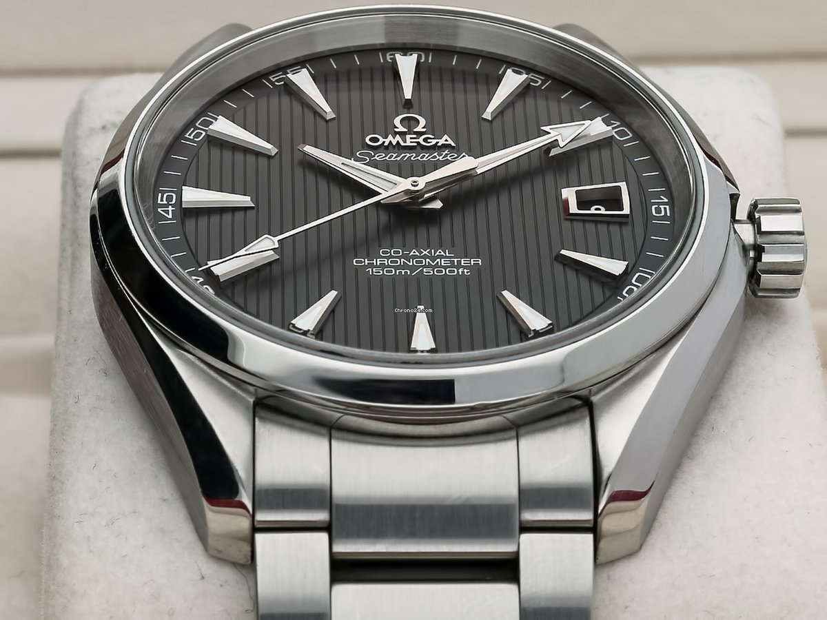 9935fe01f32f35 Zegarki Omega Seamaster Aqua Terra   Kup i porównaj zegarek Omega Seamaster  Aqua Terra na Chrono24