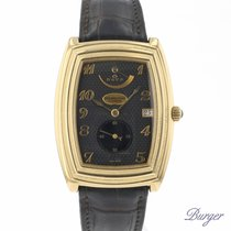 Parmigiani Fleurier Yellow gold 34mm Manual winding pre-owned