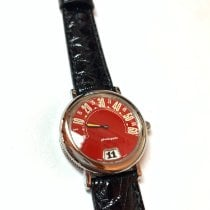 Gérald Genta Steel 36mm Automatic G.3634 pre-owned