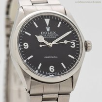 Rolex Explorer Steel 34mm Arabic numerals United States of America, California, Beverly Hills