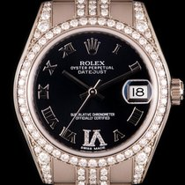 Rolex Lady-Datejust White gold 31mm Purple Roman numerals United Kingdom, London
