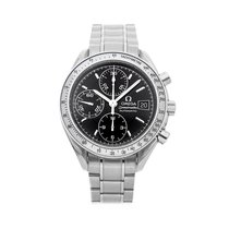 Omega Speedmaster Date Steel 39mm Black No numerals United States of America, Pennsylvania, Bala Cynwyd
