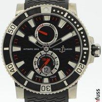 Ulysse Nardin Maxi Marine Diver 263-90 Très bon Titane 45mm Remontage automatique