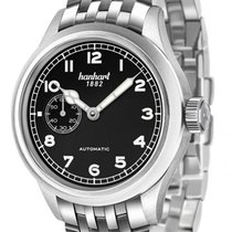 Hanhart Steel 40mm Automatic 752.210-6428 new