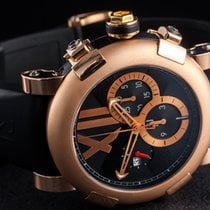 Romain Jerome Rose gold 50mm Automatic CH.T.222BB.00.BB pre-owned
