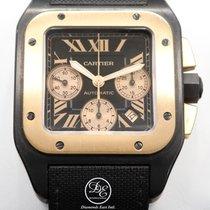 Cartier Santos 100 W2020004 pre-owned