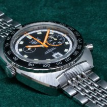 Heuer Steel Automatic 1563 pre-owned