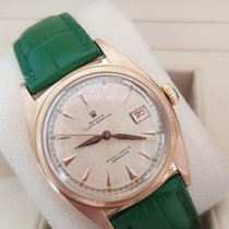 Rolex Rose gold Automatic pre-owned
