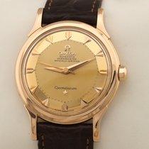 Omega Constellation 2852/ 2853 Automatic Chronometer Pink Rosegold 1958 gebraucht