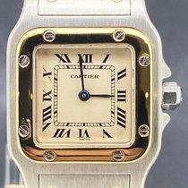 Cartier Santos Galbée 1057930 1992 подержанные