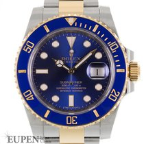 Rolex Submariner Date 116613LB 2015 pre-owned