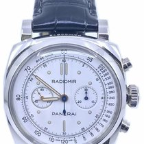 Panerai Platinum Manual winding White No numerals 45mm Special Editions