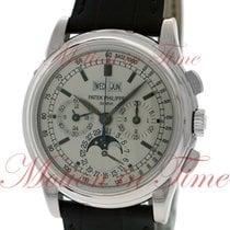 Patek Philippe 5970G-001 White gold Perpetual Calendar Chronograph 40mm new