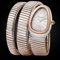 Bulgari SERPENTI STEEL & GOLD