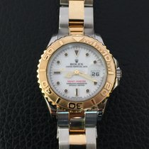 Rolex Yachtmaster Ladies steel & 18k Yellow