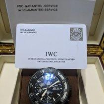IWC Aquatimer Chronograph IWC Aquatimer Comes With Certificate