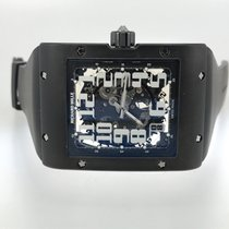 Richard Mille RM 016 Titanio 38mm Transparente Árabes