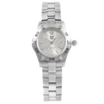 TAG Heuer WAF1412.BA0823 Steel Aquaracer Lady 27mm new United States of America, New York, New York