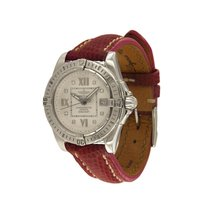 Breitling Cockpit Lady Steel 32mm Silver United States of America, New York, New York