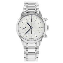Baume & Mercier Classima Steel 42mm Silver No numerals United States of America, New York, NYC