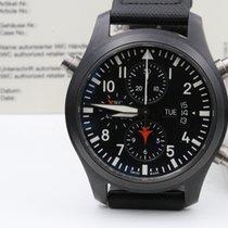 IWC Pilot Chronograph Top Gun Box & Paper