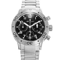 Breguet Type XX - XXI - XXII pre-owned 32.5mm Steel