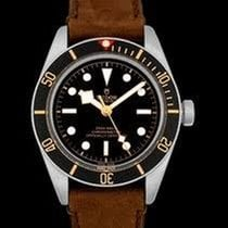 튜더 Black Bay Fifty-Eight 스틸 39mm 검정색