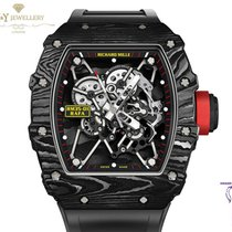 Richard Mille 49.94mm Cuerda manual 2015 usados RM 035 Transparente