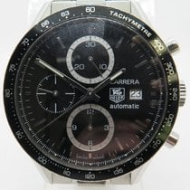 TAG Heuer CV2010 Carrera Calibre 16 41mm