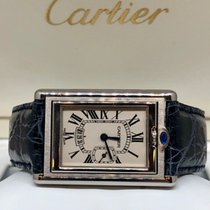 Cartier Tank (submodel) begagnad 24mm Stål