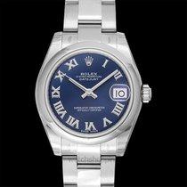 Rolex Lady-Datejust Steel 31mm Blue United States of America, California, San Mateo