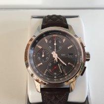 IWC Ingenieur Chronograph nieuw Staal