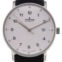 Junghans FORM A neu 2020 Automatik Uhr mit Original-Box und Original-Papieren 027/4731.00
