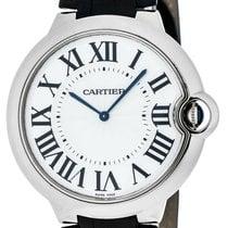 Cartier Ballon Bleu 44mm new Manual winding Watch with original box W6920055