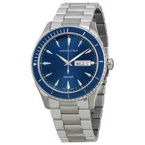 Hamilton Jazzmaster Seaview new Quartz Watch with original box and original papers H37551141