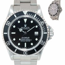 Rolex Sea-Dweller 4000 Steel 40mm Black United States of America, New York, Huntington