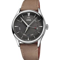 Oris Artelier Pointer Day Date new Automatic Watch with original box and original papers 01 755 7742 4053-07 5 21 32FC