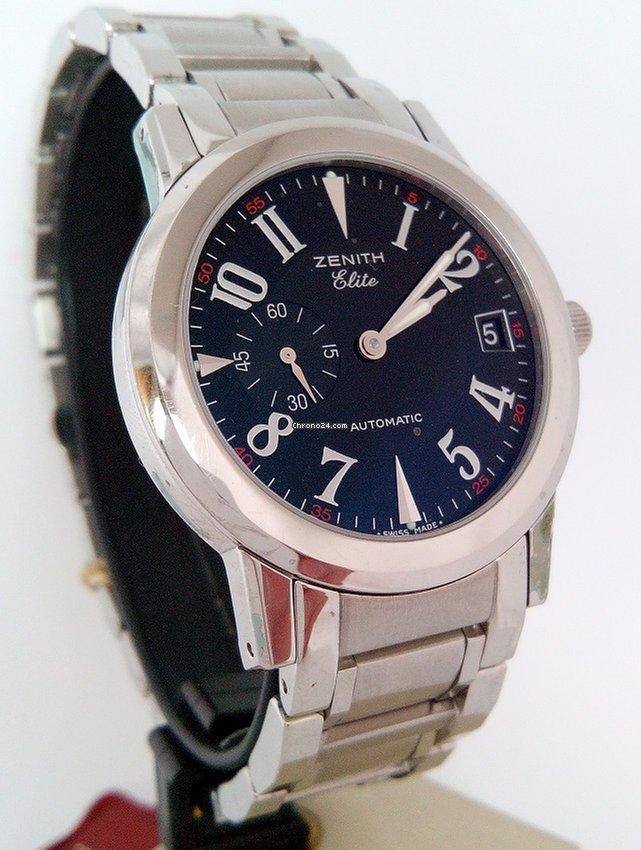 b45d18de61c4 Relojes Zenith - Precios de todos los relojes Zenith en Chrono24