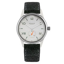 NOMOS Club Campus Steel 38mm Silver