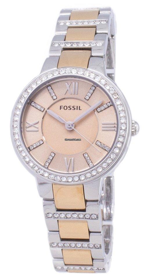 04b1a6702591 Precios de relojes Fossil mujer