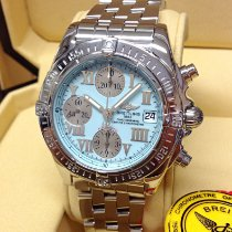 Breitling A13358 Steel 2007 Chrono Cockpit 39mm pre-owned