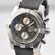 Breitling Avenger II Steel 43mm Grey Arabic numerals United States of America, Ohio, Mason