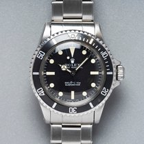 Rolex 5513 Staal 1970 Submariner (No Date) 40mm tweedehands Nederland, Haarlem